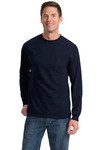 Long Sleeve Essential T Shirt with Pocket